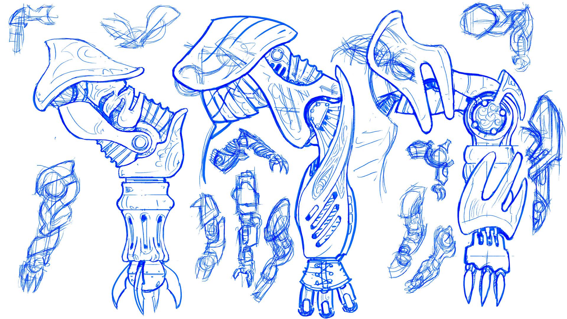 Jeff zugale arm design 01