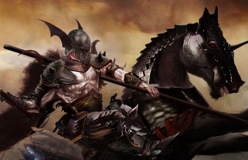 Death Knight detail