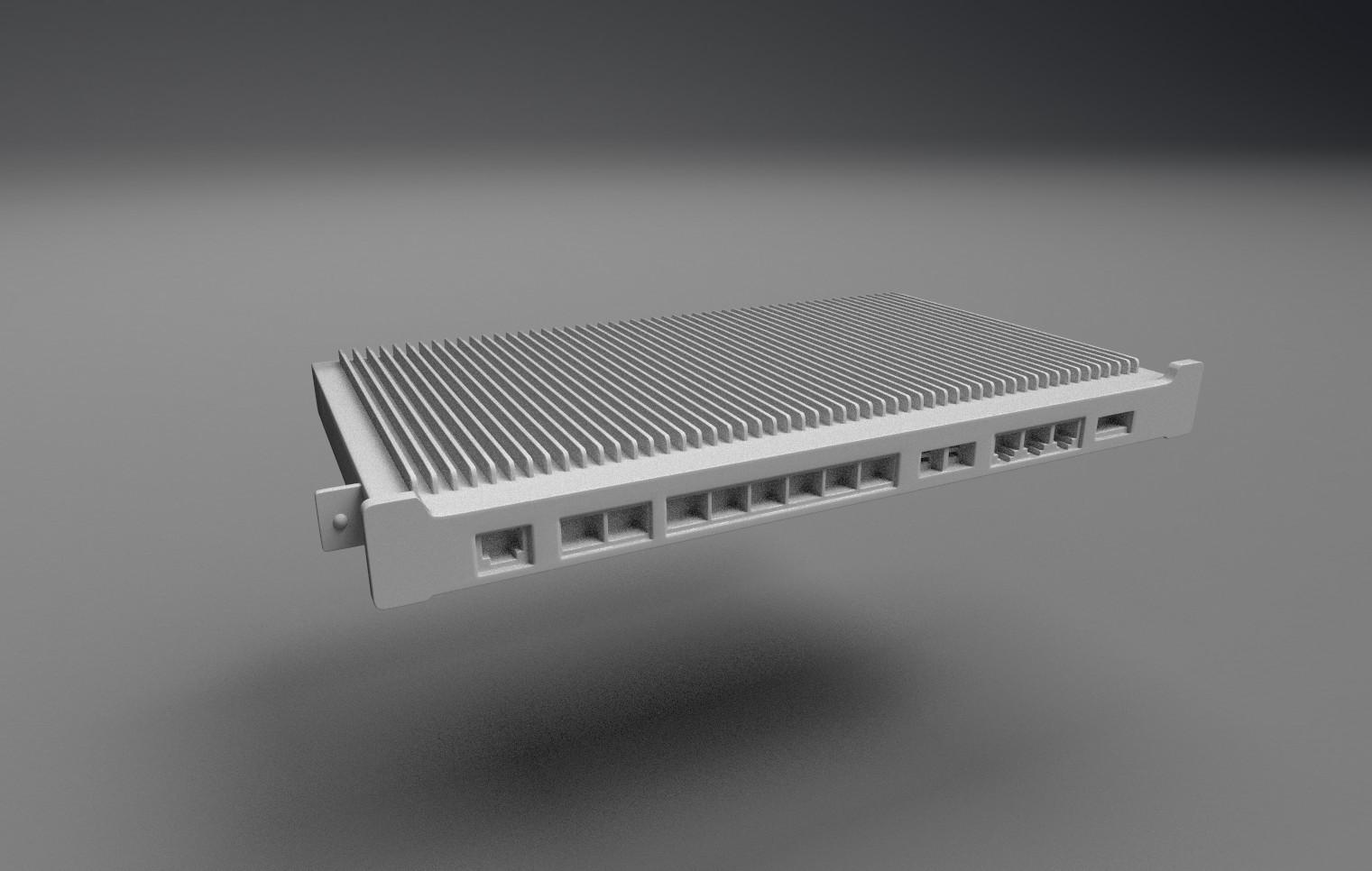 Feini Pan - Ericsson 5G Routers