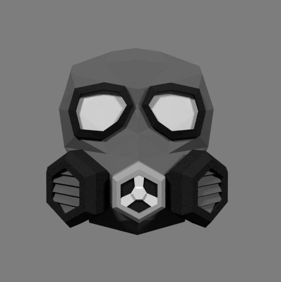 Jordan cameron gasmask