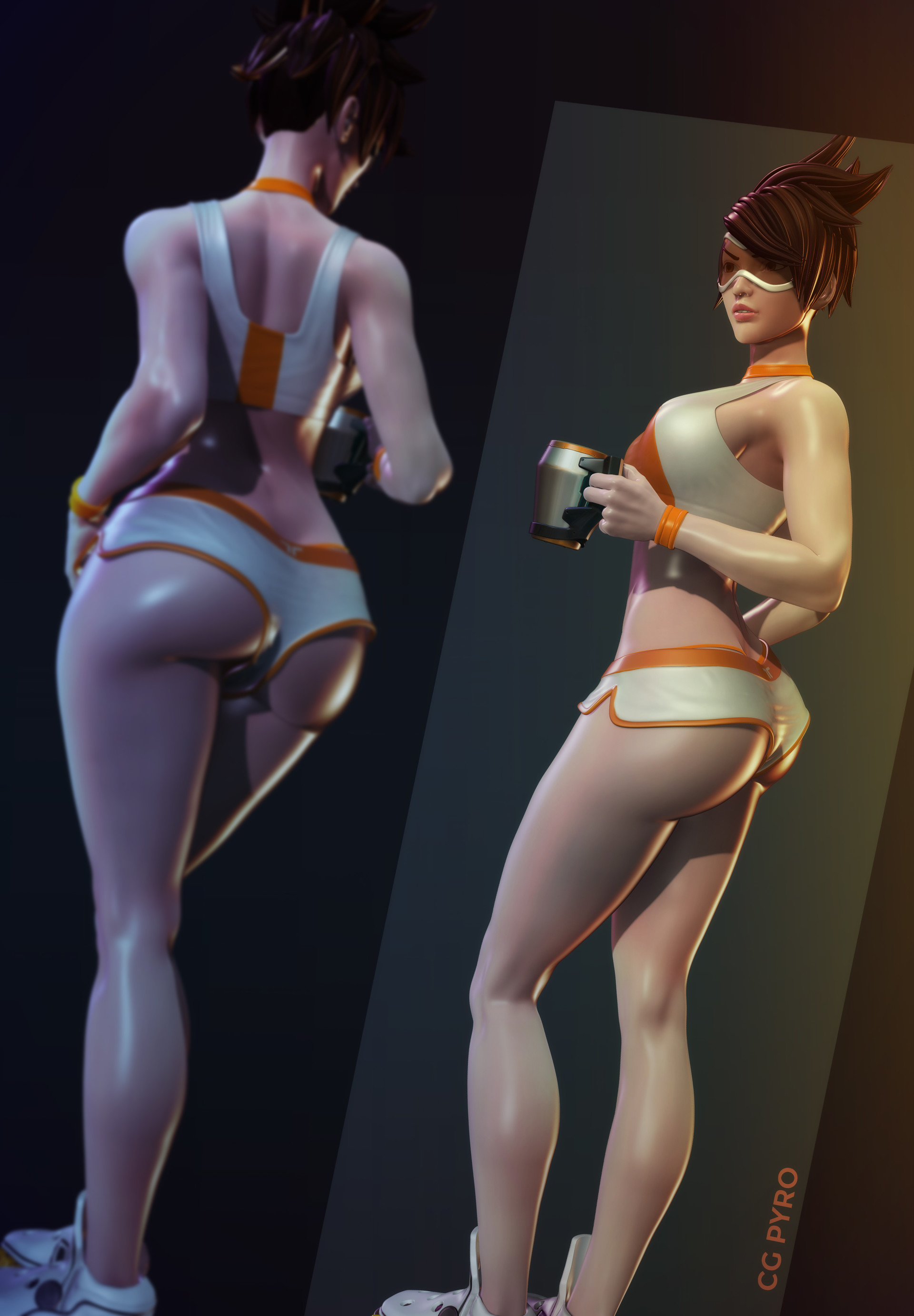 Overwatch sexy tracer