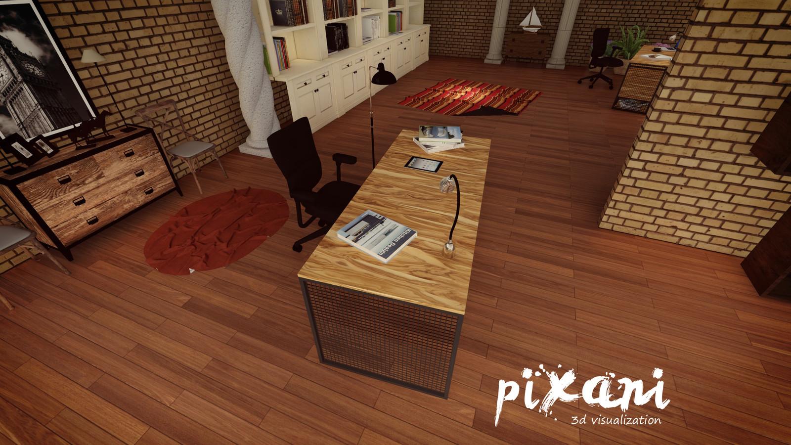 T-DESK gx      T-MASA gx  Single desk usage