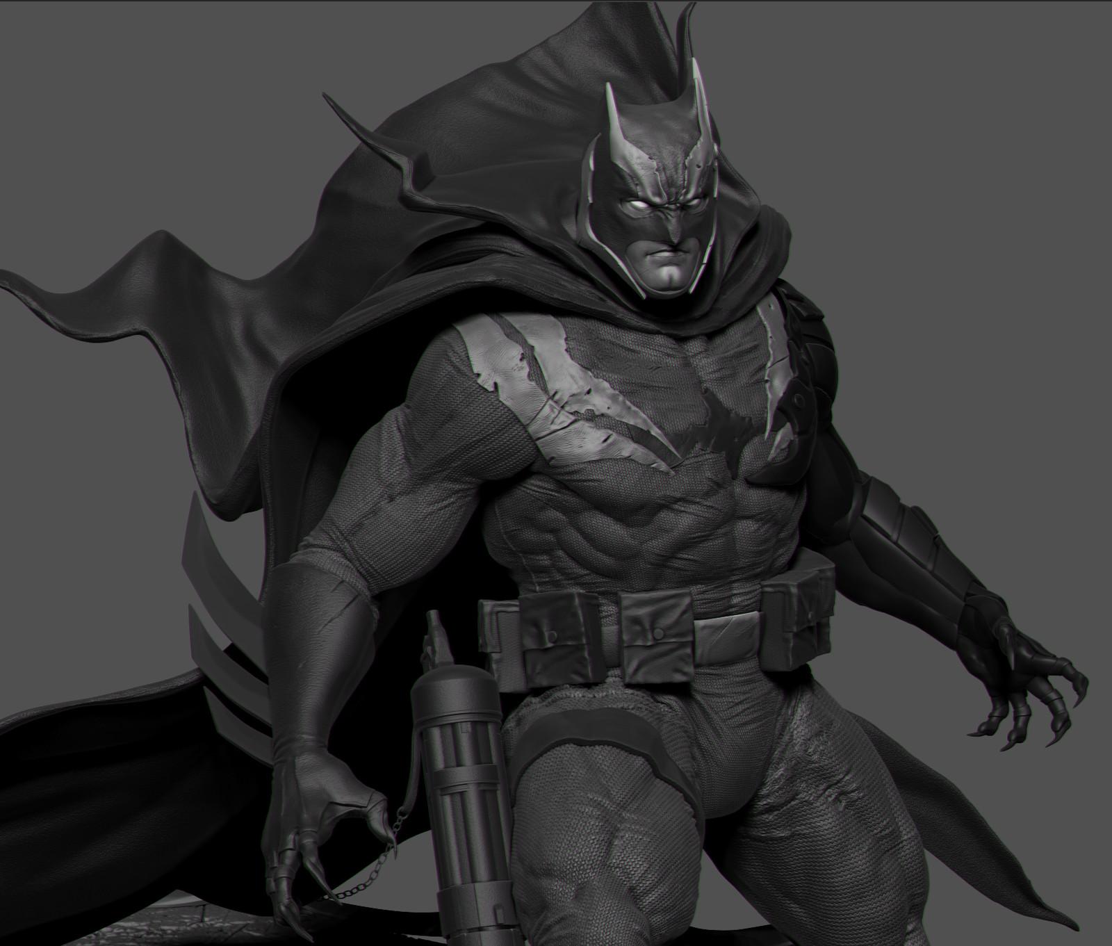 Bat Dark : WIP
