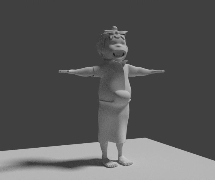 Finished modeling