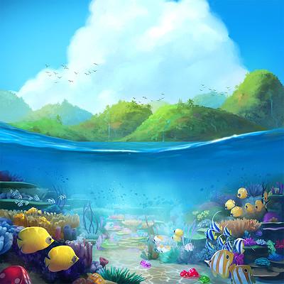Coral Islands