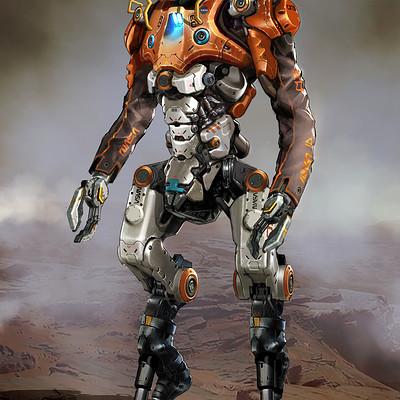 Jason hazelroth humanoid robot small