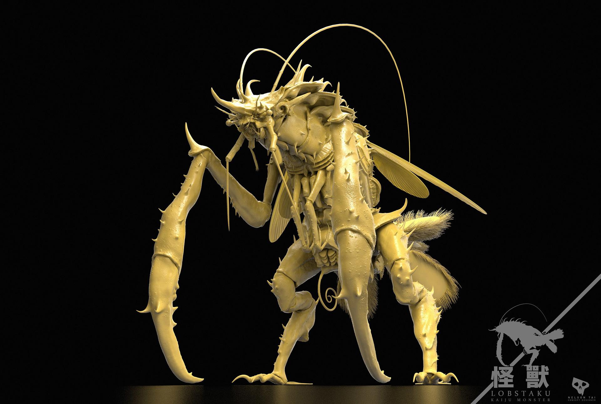 concept sculpt