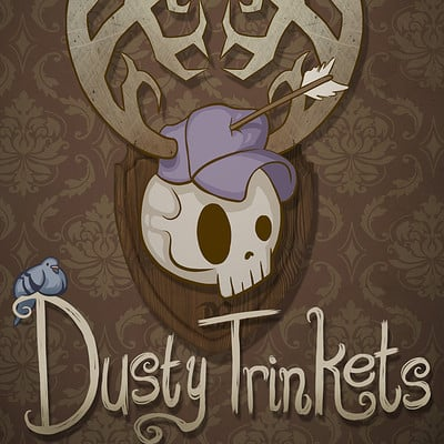 Dylan quinn dusty trinkets cover final