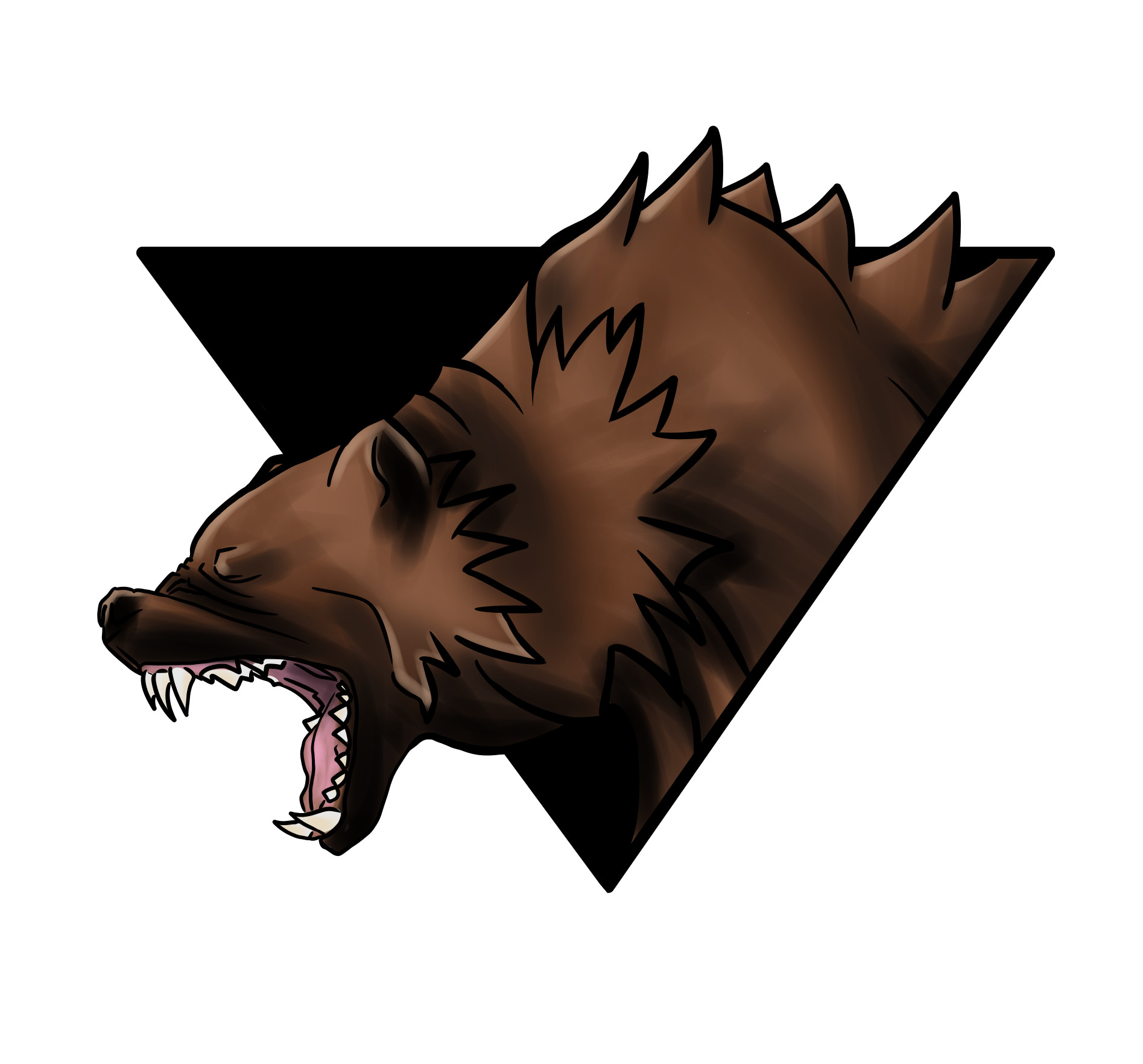 'Wolverine' yoyo model logo for company: Precise