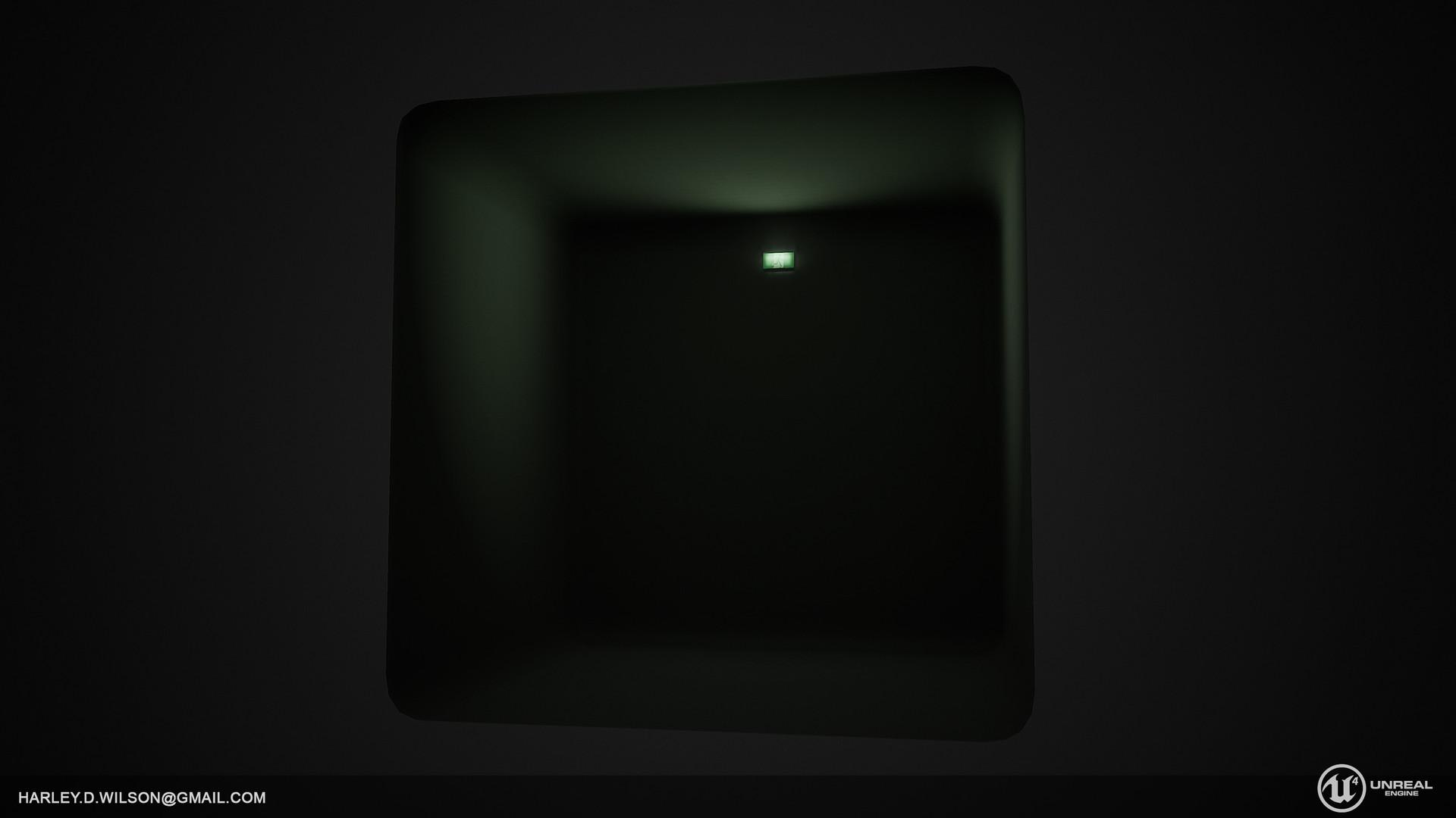 ArtStation - Lighting Fixtures Blueprints [UE4], Harley Wilson
