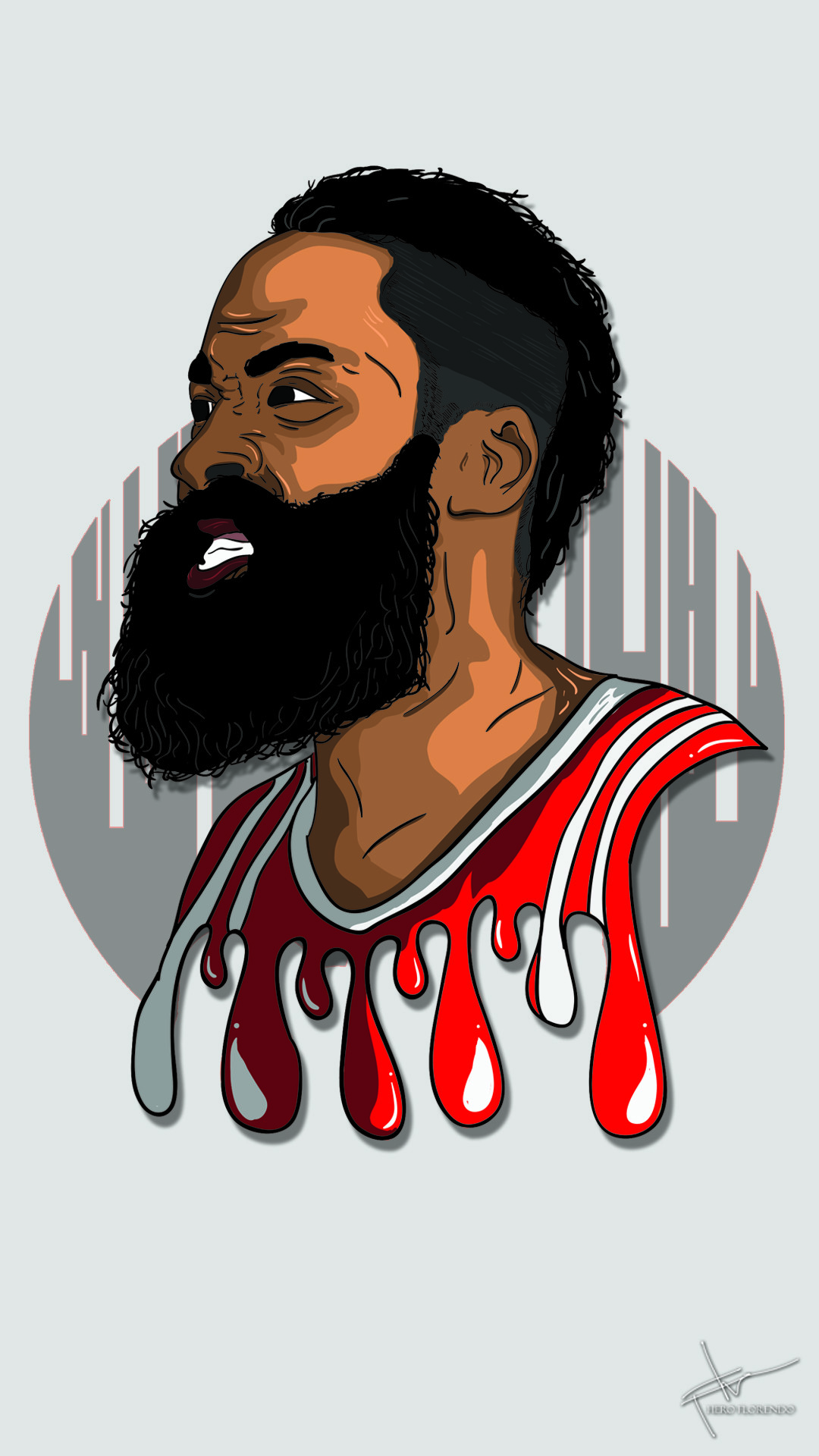 Hero Florendo Harden Wallpaper BEARD