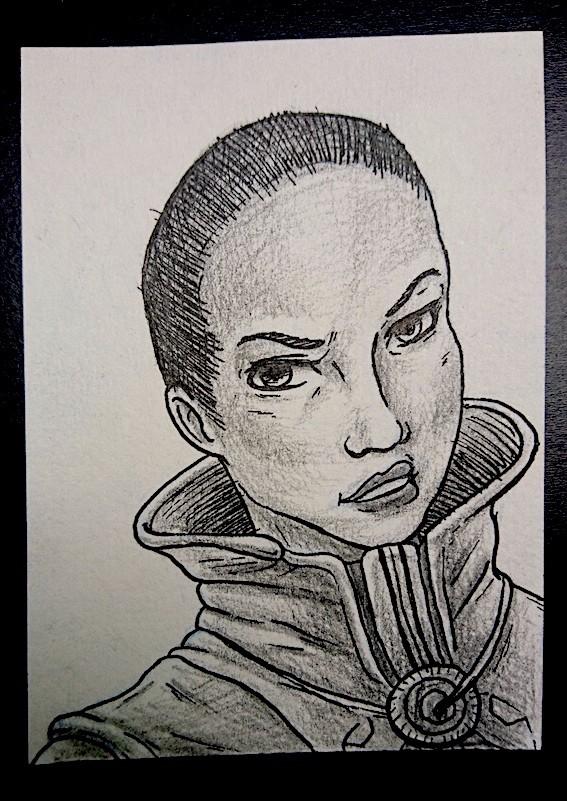 Amy seaman d2 sketch cards 02