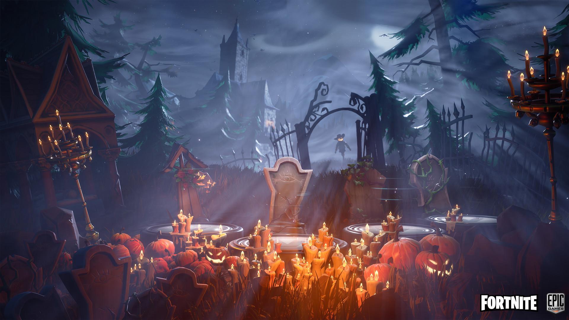 Artstation Fortnite Season Lobby Background Season 2 5