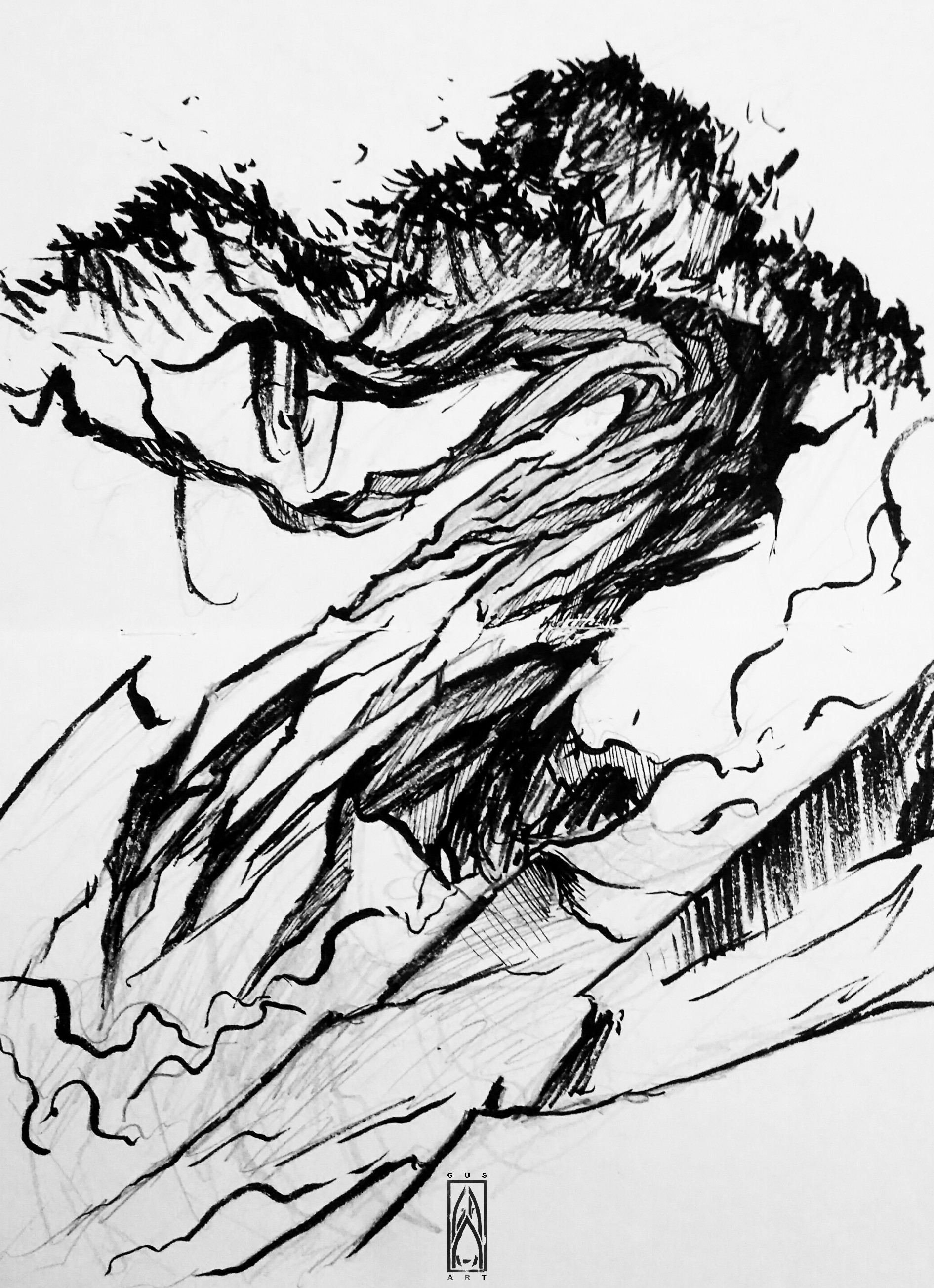 Gustavo arteaga ancient tree shrine