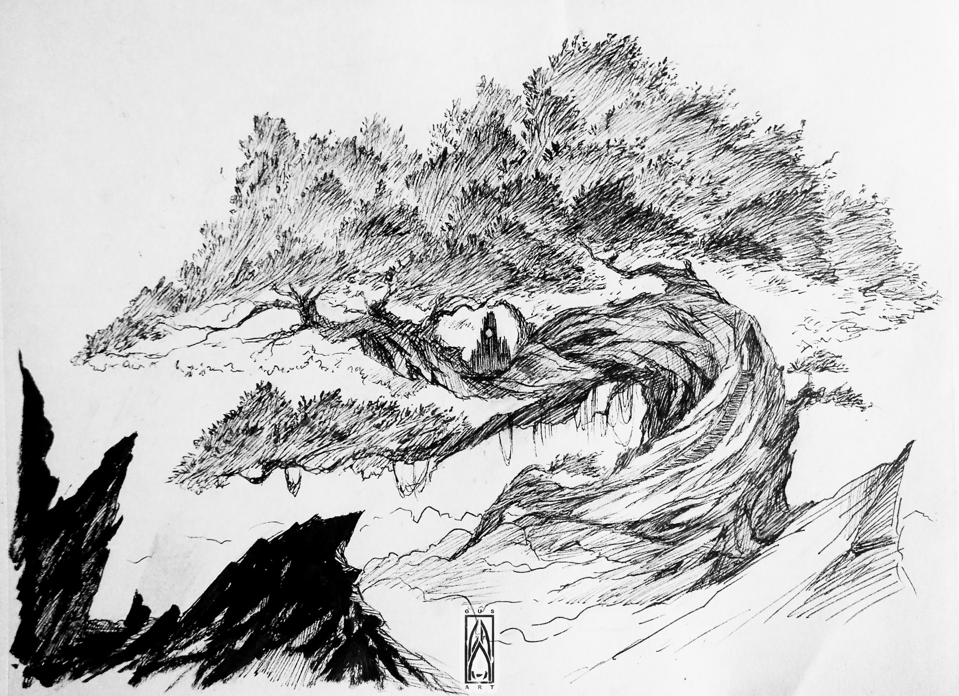 Gustavo arteaga ancient tree shrine2