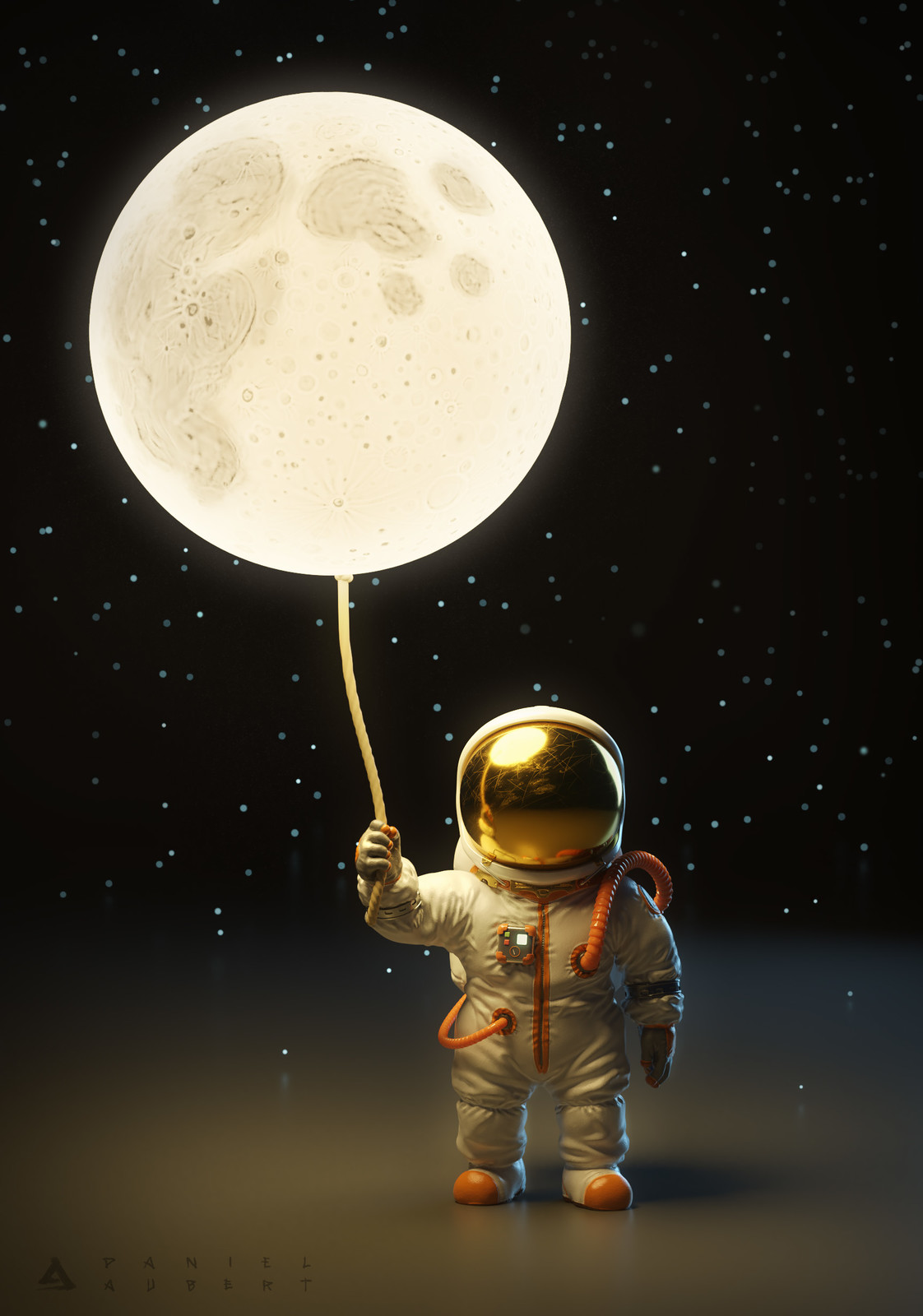 Lunar - Weekly CG Challenge #130