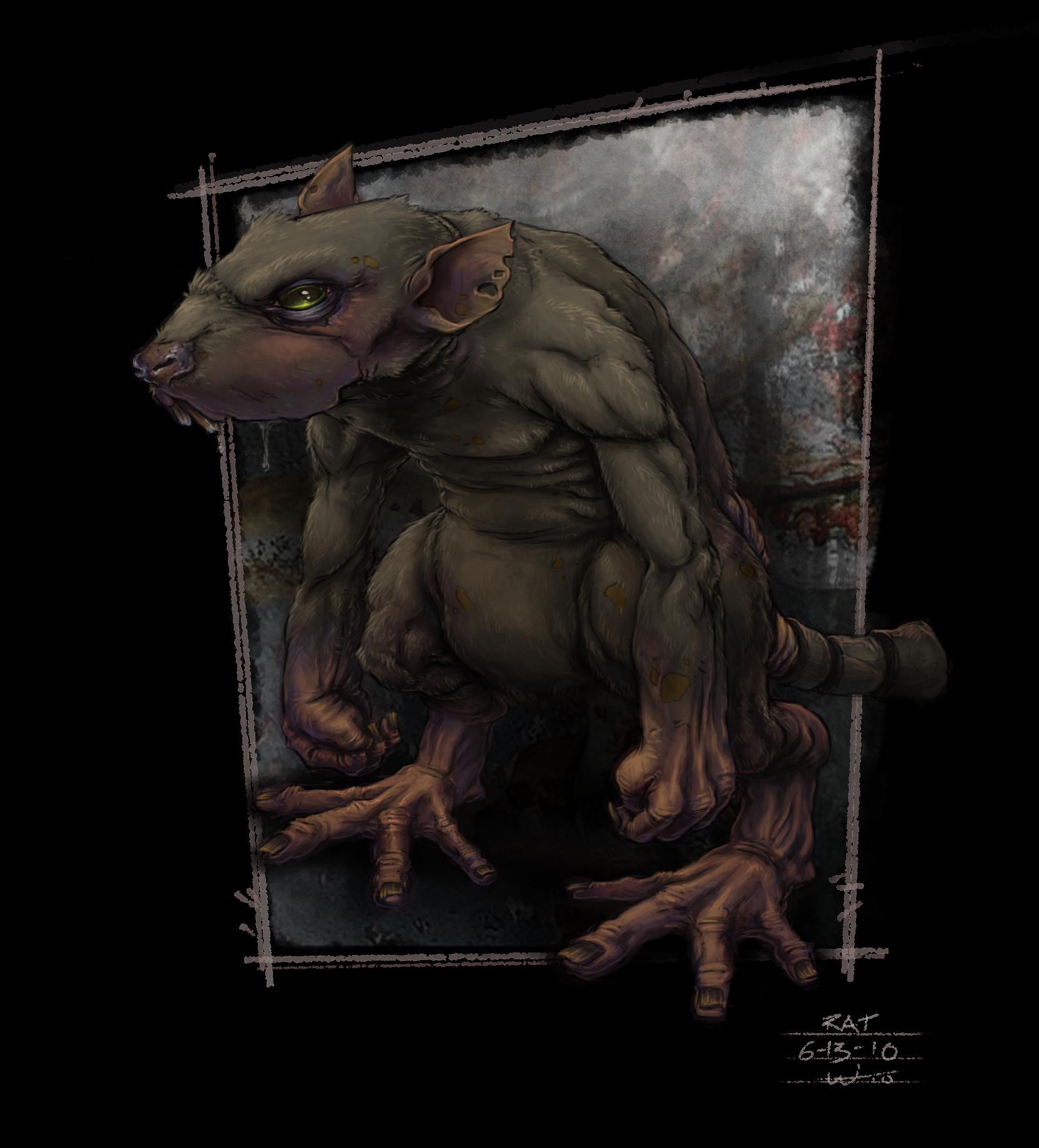Allen white rat1