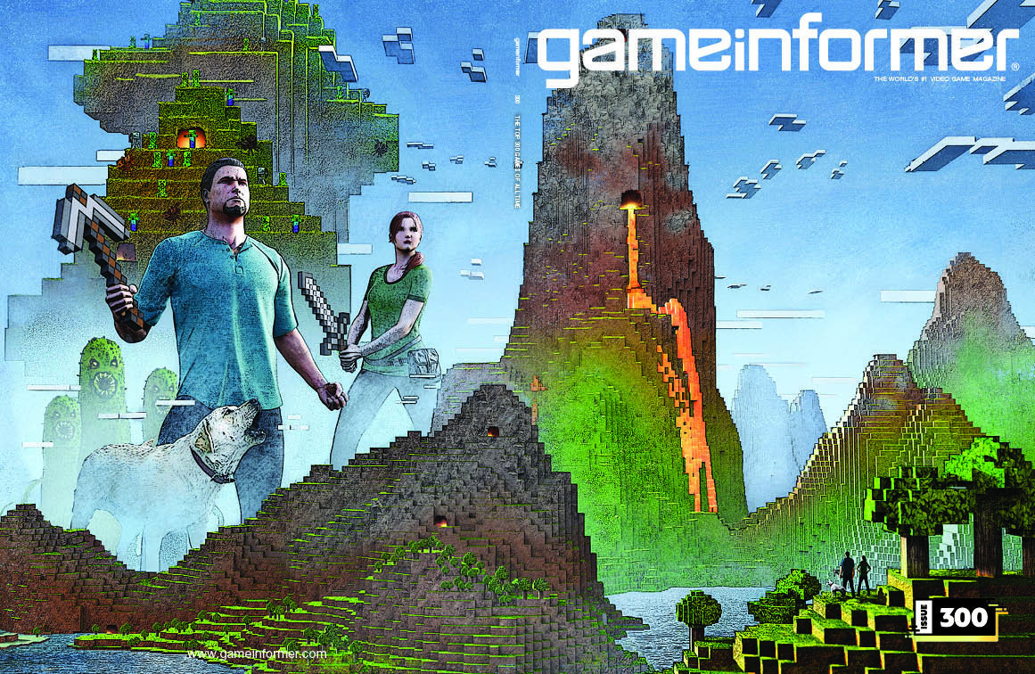 Gameinformer/Minecraft