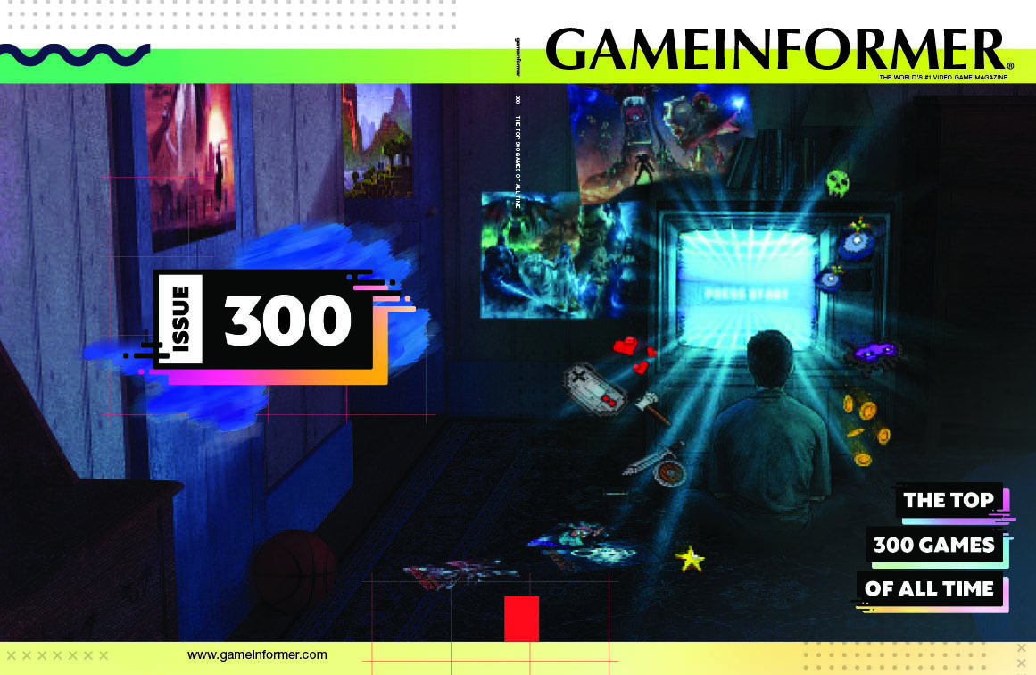 Gameinformer/Retro Gaming