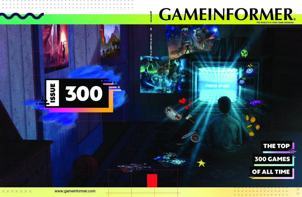 Gameinformer/Retro Gaming