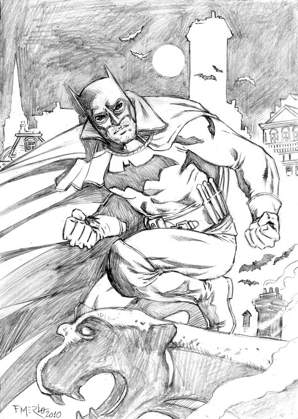 Fernando merlo batman1889