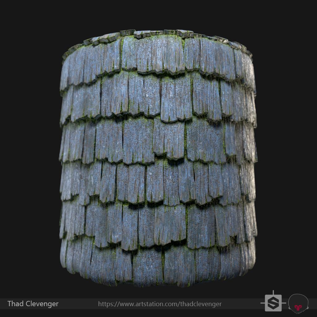 Thx clevenger shingles mossy02