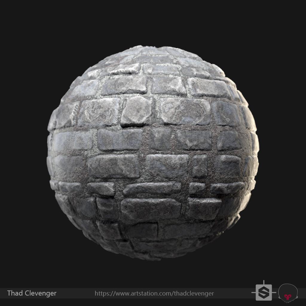 Thx clevenger stone wall01