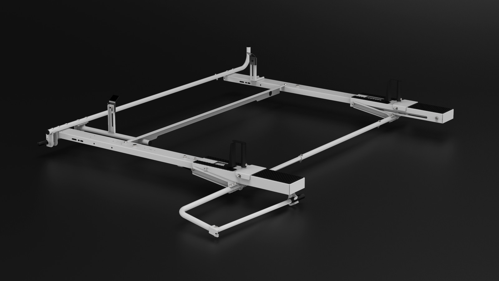 Kargo Masters Ladder Rack Solid Works Renders