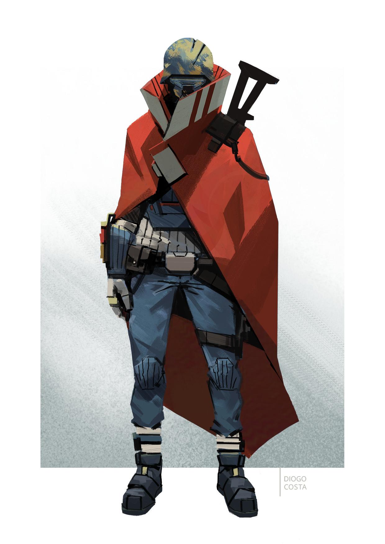 Diogo costa bounty hunter 2