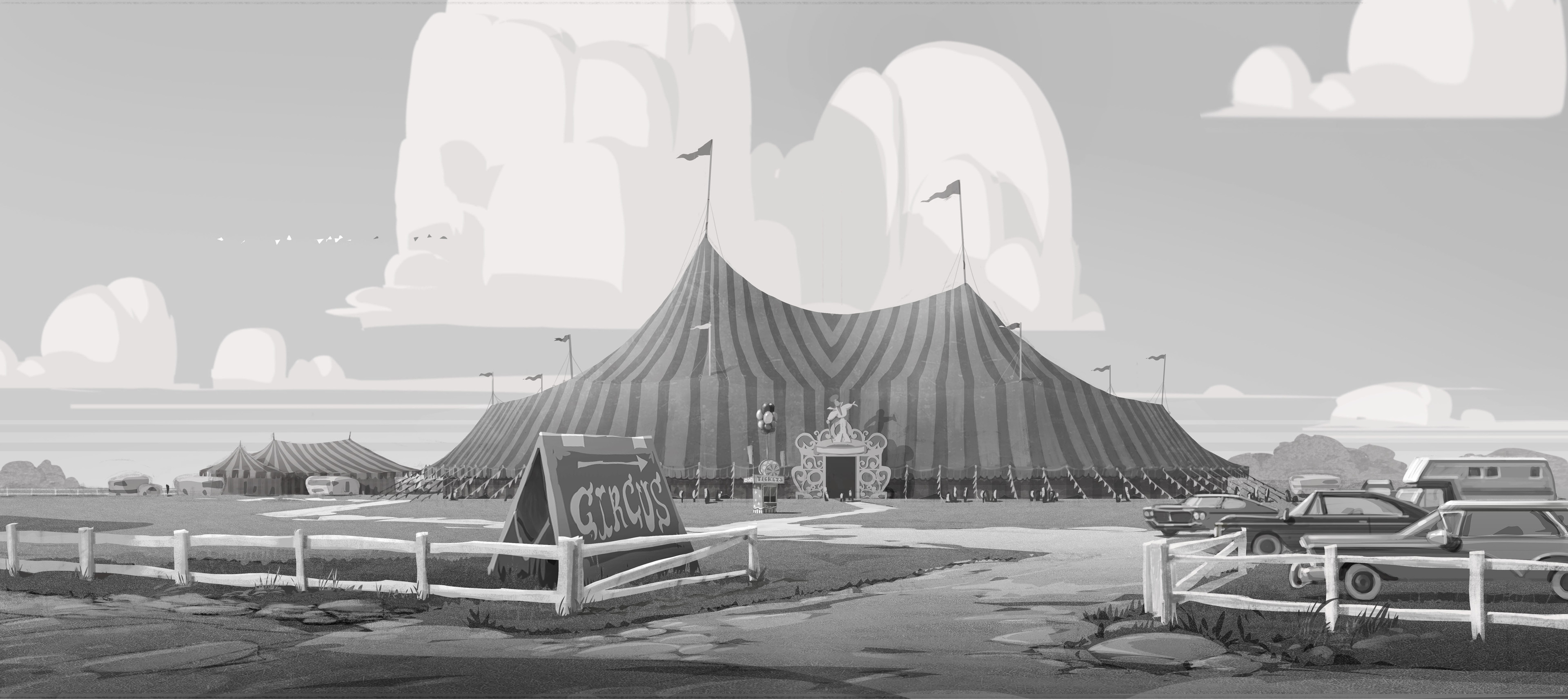 Old Tents