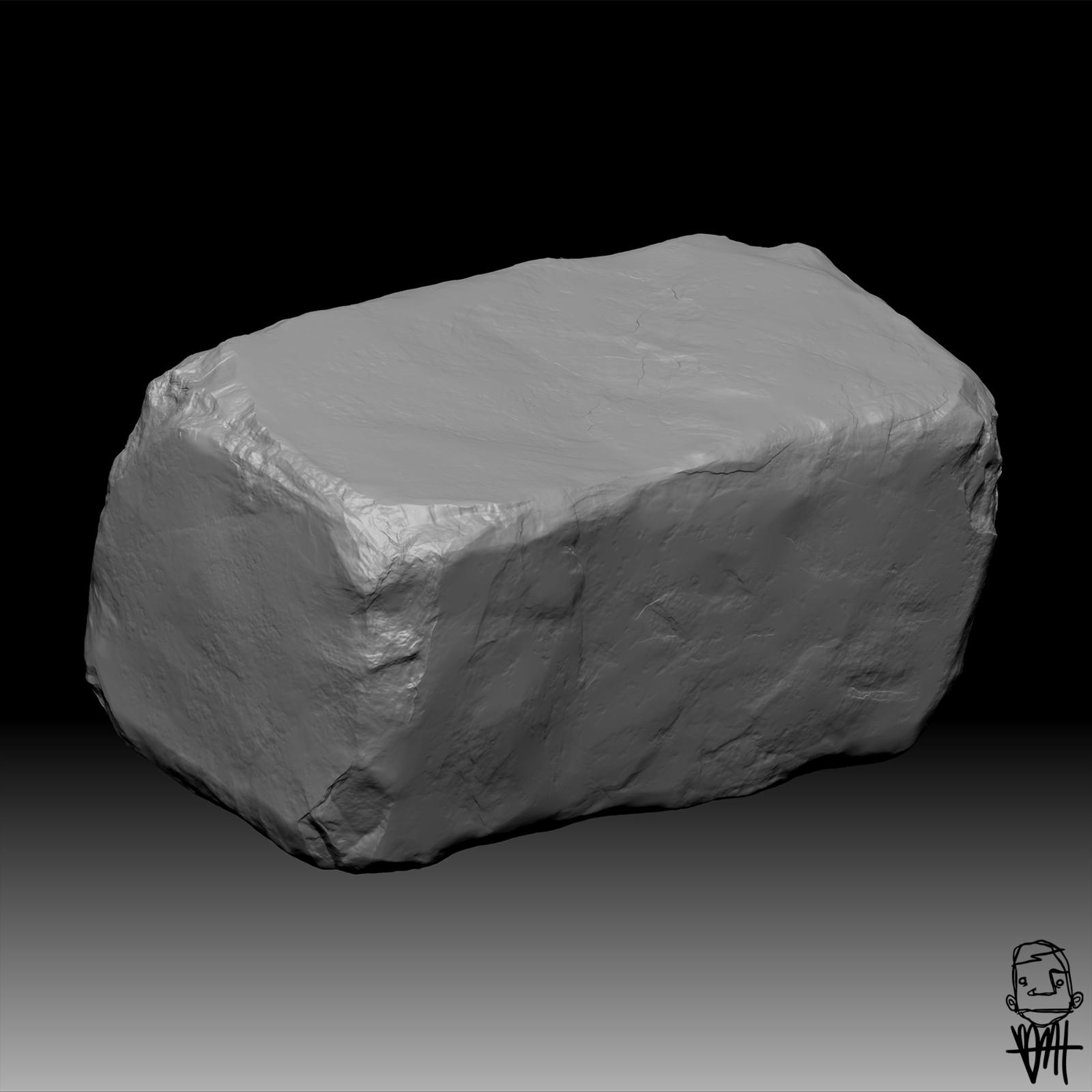 Brick Sculpt