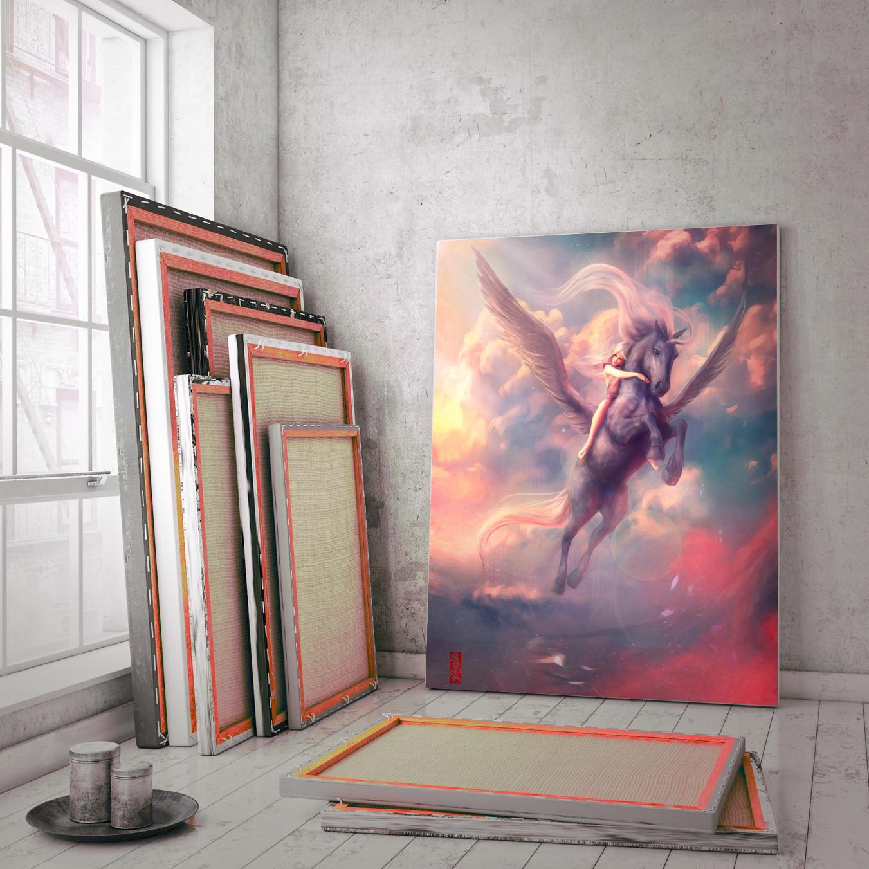 Lana paluhina canvas