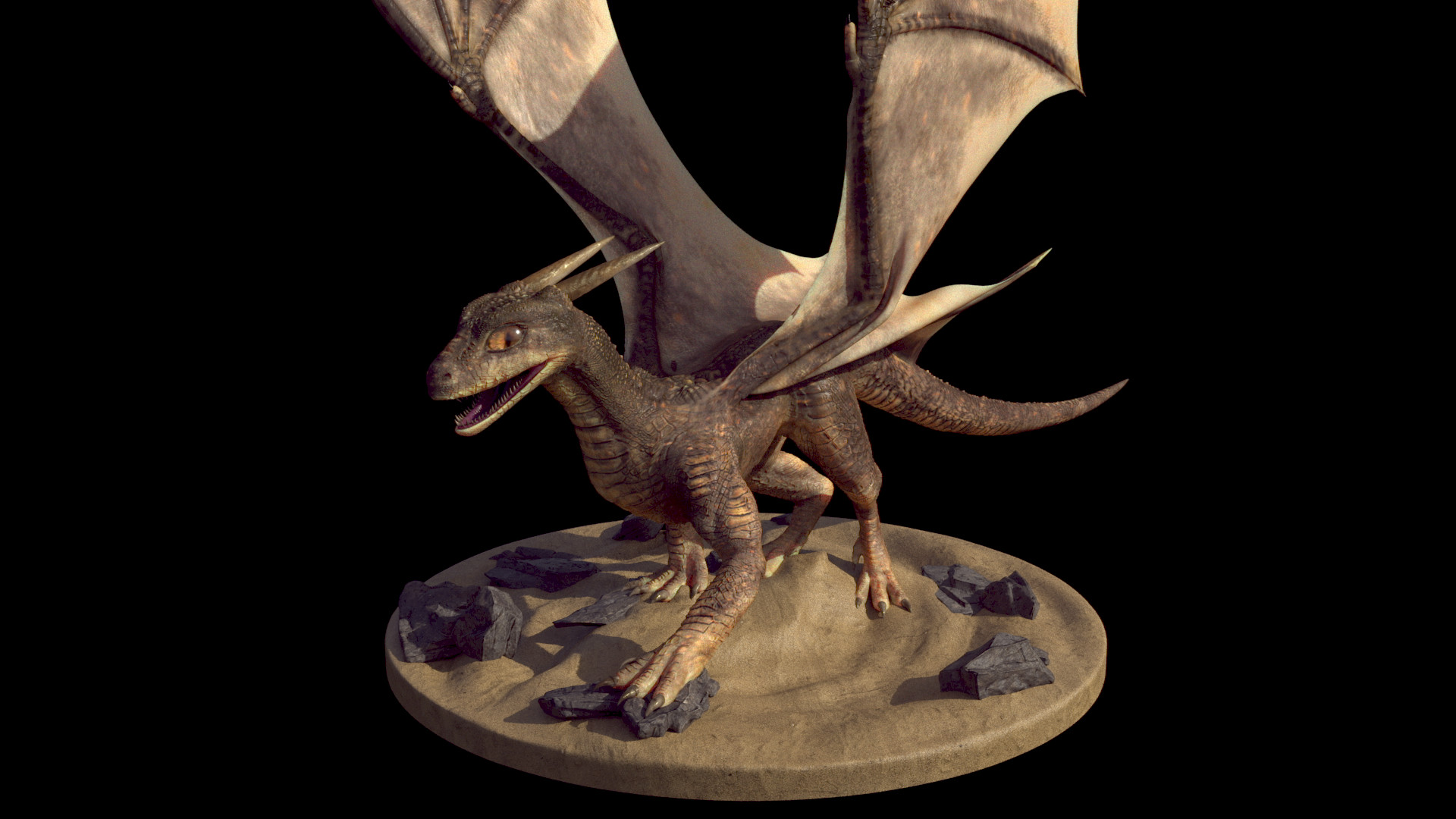 Ilai perez dragon render 2 uncompressed 2 collor corrected 00 00 00 00 still001