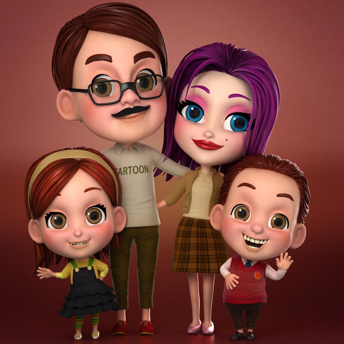 мульт семейка картинки мне захотелось