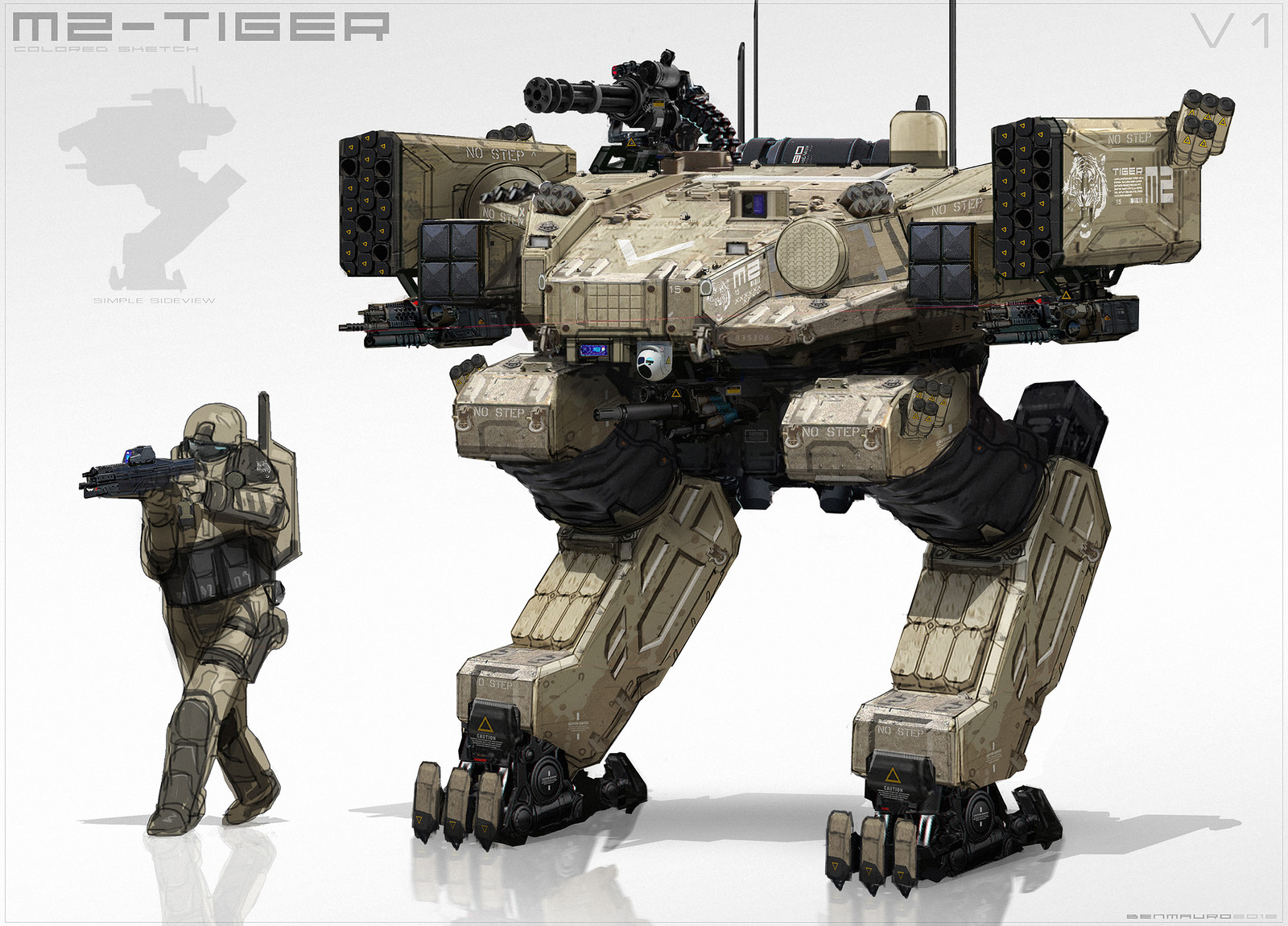 M2-TIGER