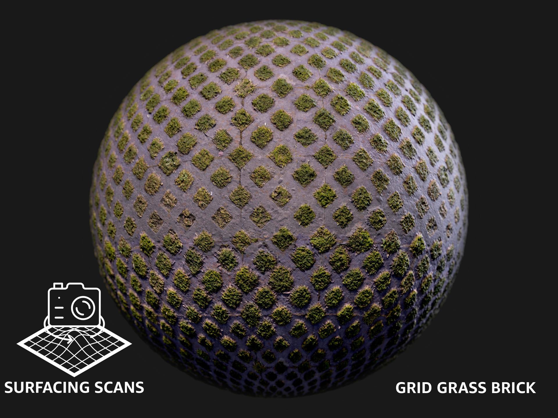 Martin pietras grid grass brick 01