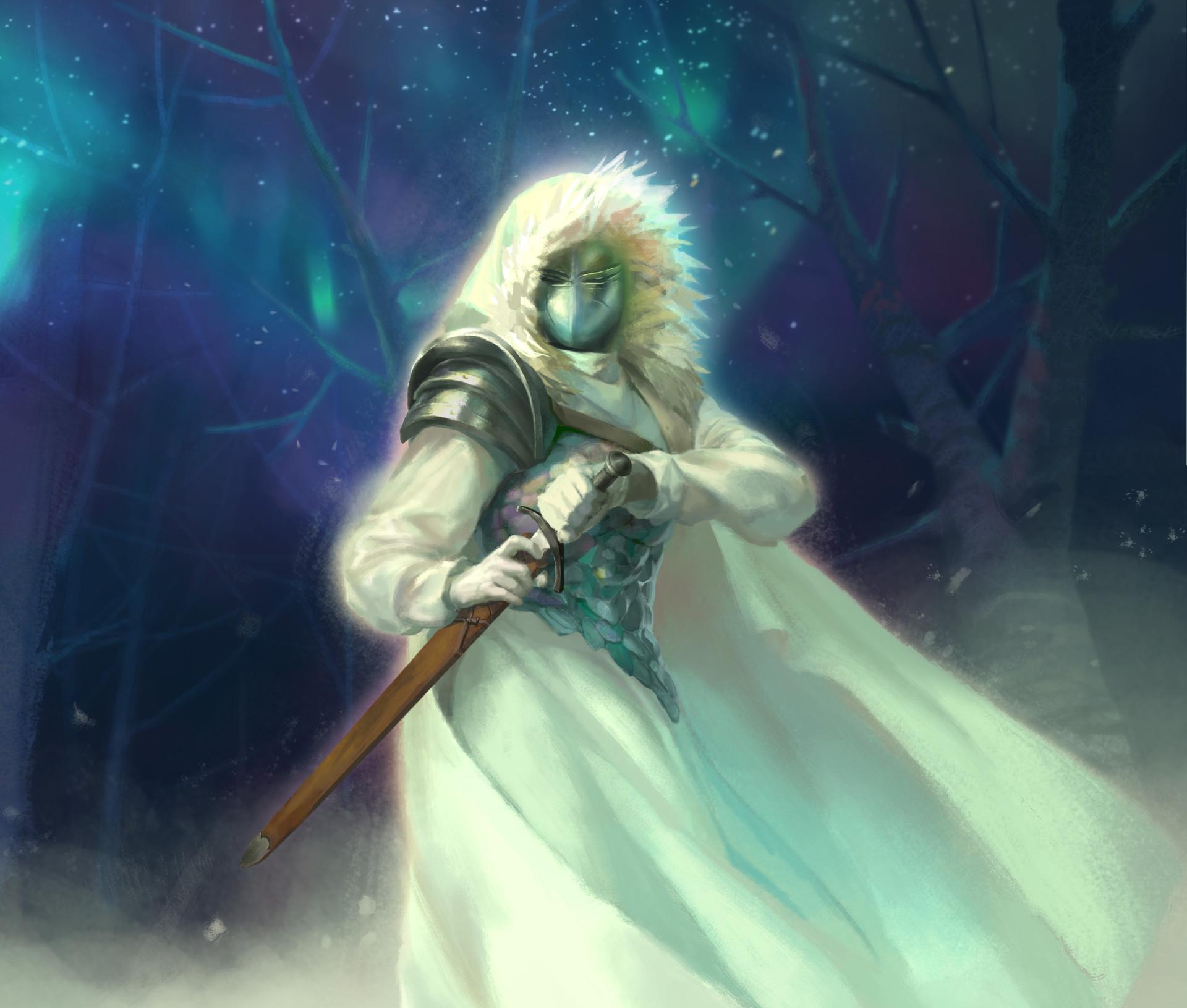 Joanna tsui v2a 15 var dohr warrior