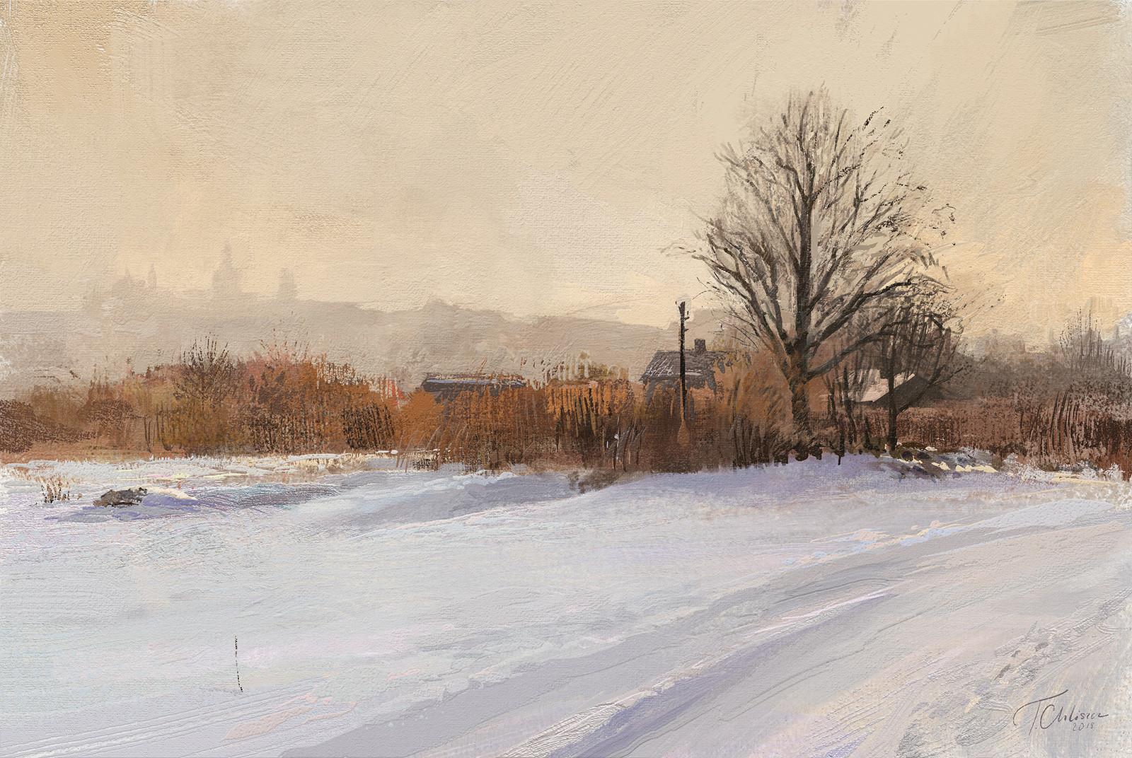 Tymoteusz chliszcz landscape74 by chliszcz