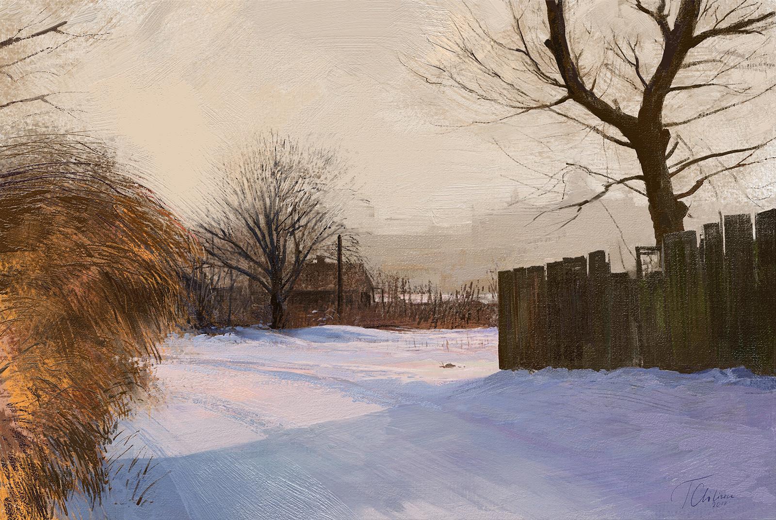 Tymoteusz chliszcz landscape78 by chliszcz