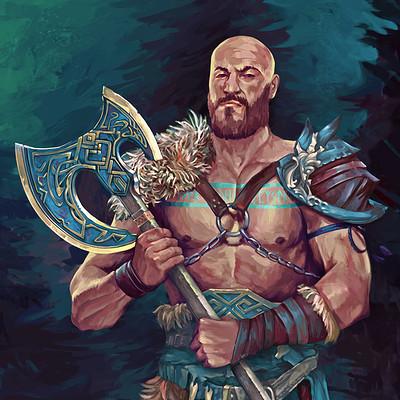 Fatih ozturk barbarian15