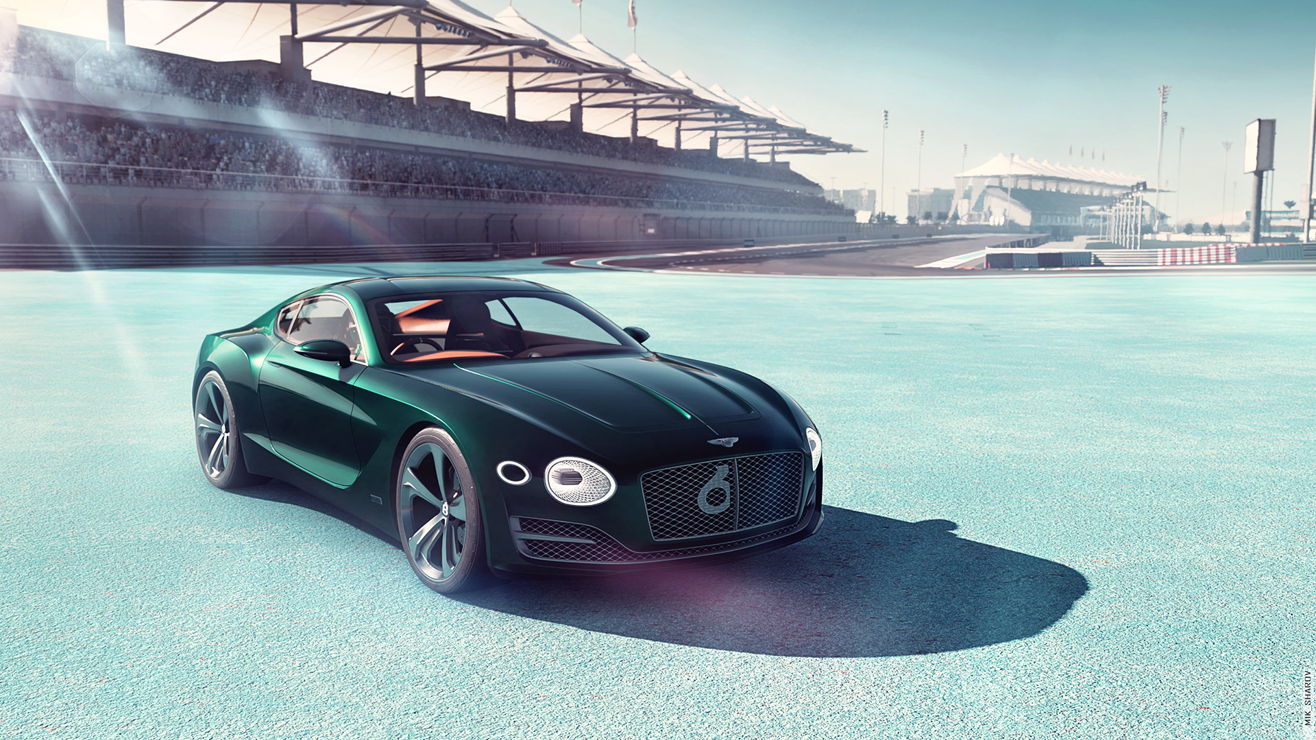 Bentley Exp 10 >> Mikhail Sharov Bentley Exp 10 Speed 6
