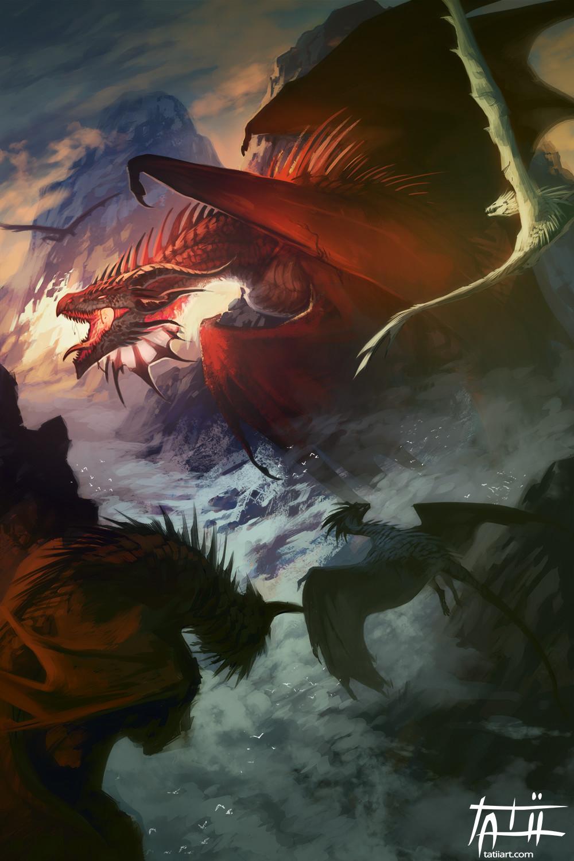 Tatii lange dragon fightb small