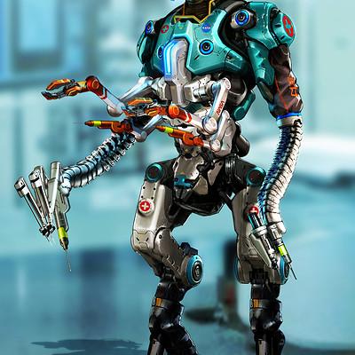 Jason hazelroth medical robot 2b