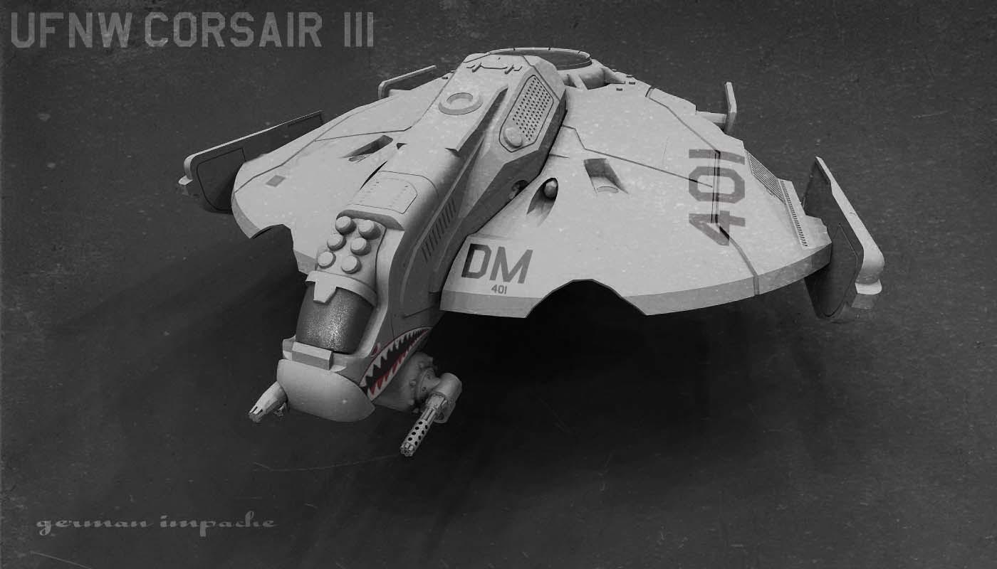 German impache corsaro 5