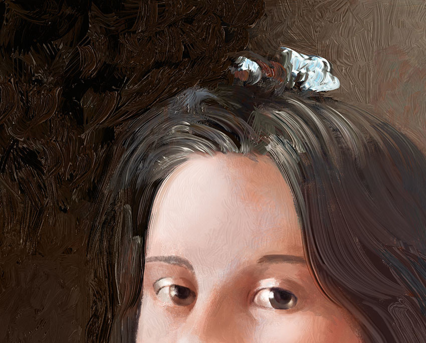 Emrullah cita hair detail