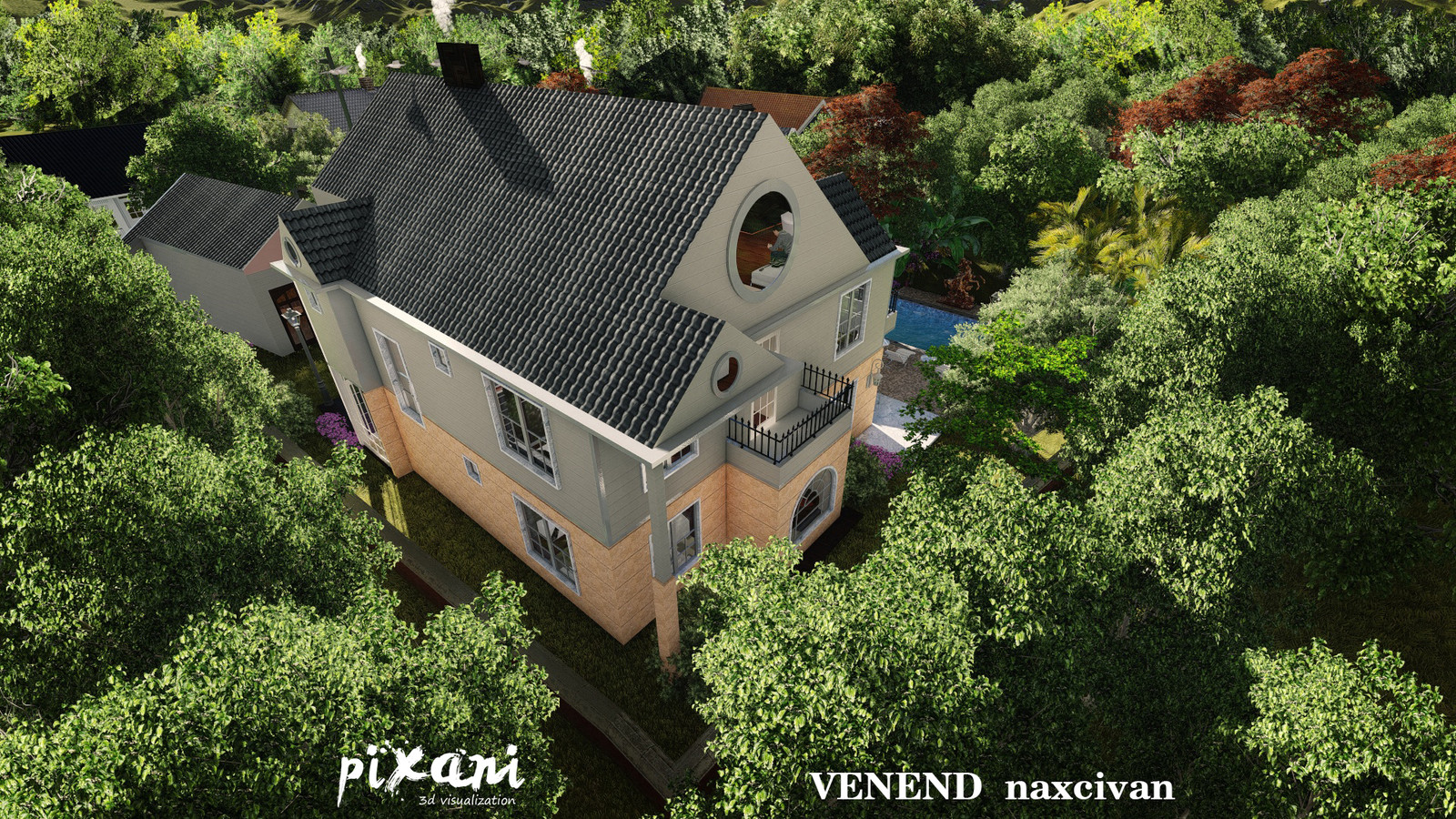 VENEND HOME PROJECT Architect: Serdar Çakmak
