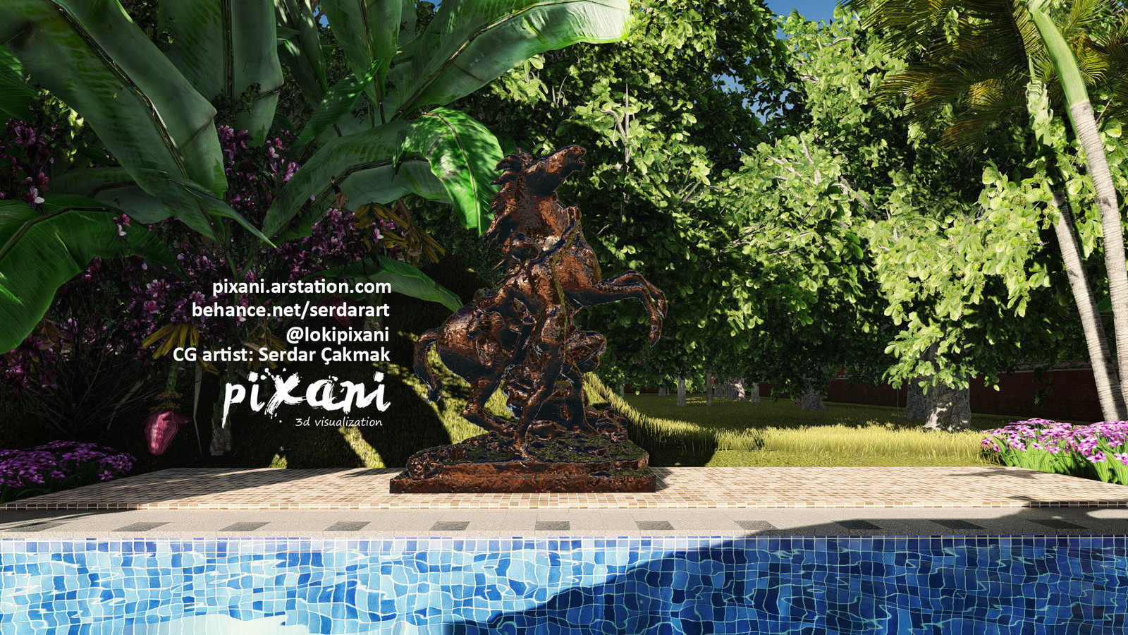Venend Home pixani 3d visualization  ARTSTATION https://pixani.artstation.com/ BEHANCE https://www.behance.net/serdarart