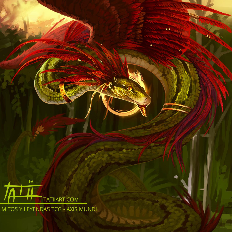 Tatii lange 180 quetzalcoatlglorioso smallsig