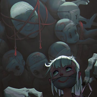 Alexis rives kawaii slasher3