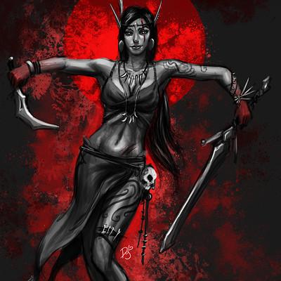 Laura garcia barbarian3